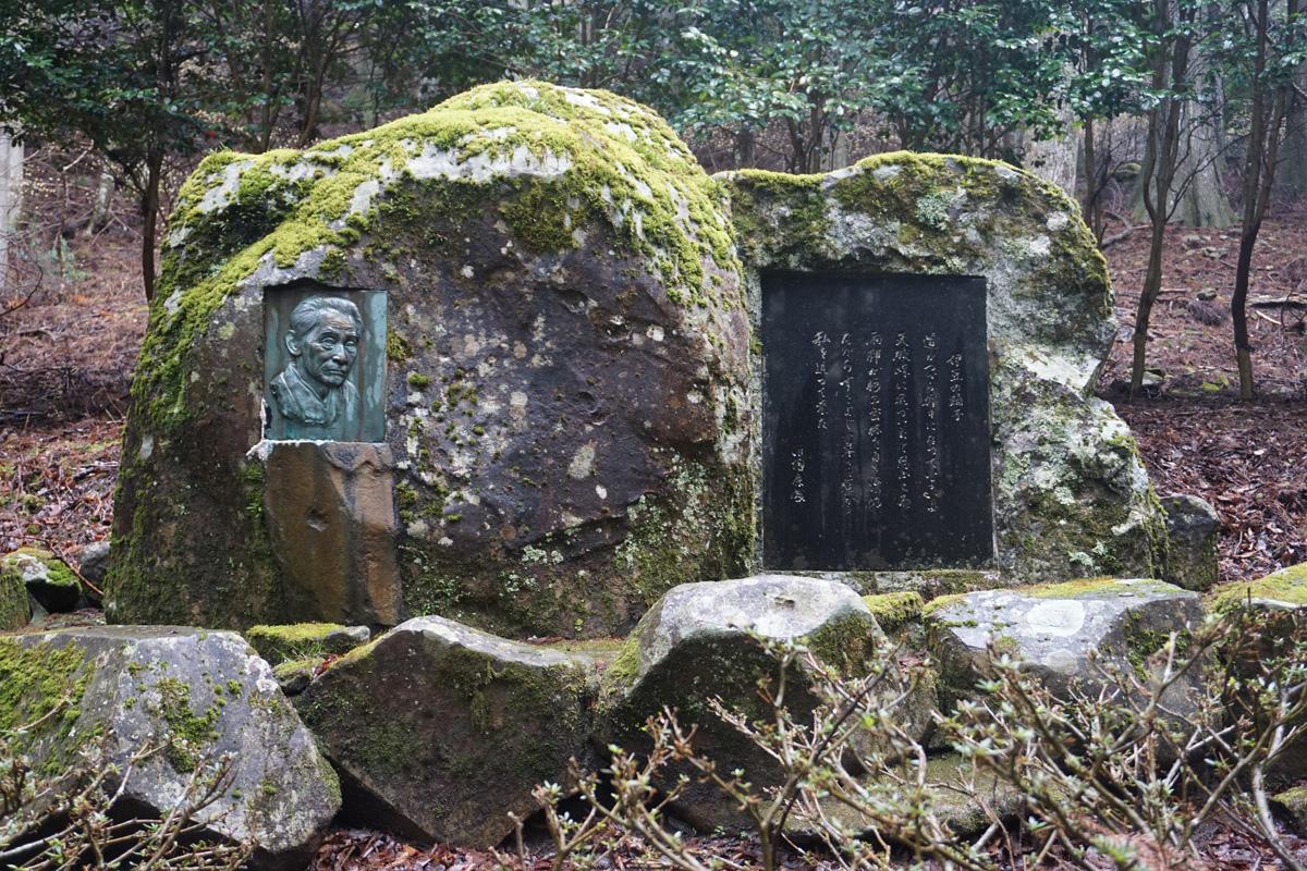 伊豆の踊子文学碑